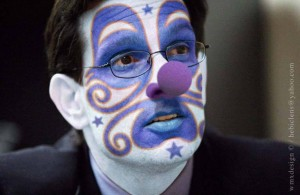Eric Cantor (Rep. R-VA):: Obstructionist Republican Clown