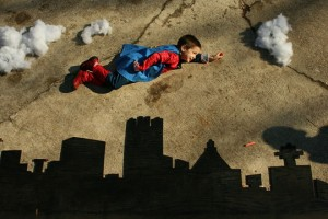 funny-kid-Superman-costume-art